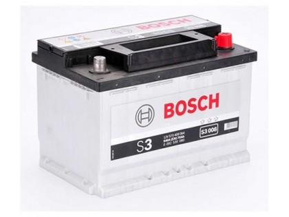 Аккумулятор Bosch S3 570 144з 640A евр