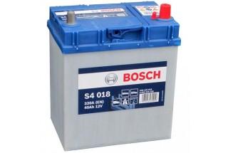 Аккумулятор Bosch S4 40 a/h 180 330А R+