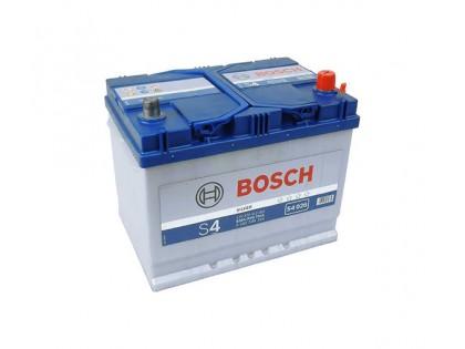 Аккумулятор Bosch S4 570 412з 630A R+