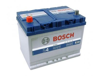 Аккумулятор Bosch S4 570 413з 630A L+