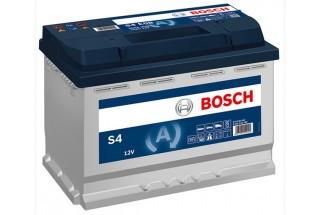 Аккумулятор BOSCH S4 72 a/h R низкий