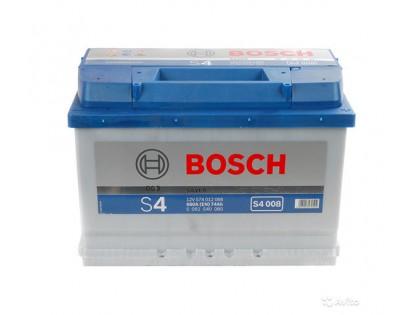 Аккумулятор Bosch S4 574 012з 680A
