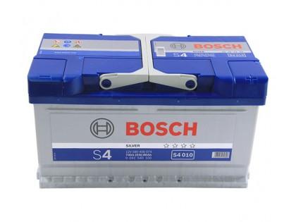 Аккумулятор Bosch S4 580 406з 740A