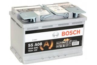 Аккумулятор Bosch S5 AGM 570 901 760A