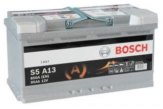 Аккумулятор Bosch S5 AGM 595 901 850A