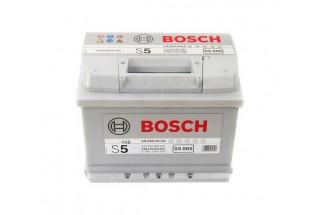 Аккумулятор Bosch S5 563 400з 610A