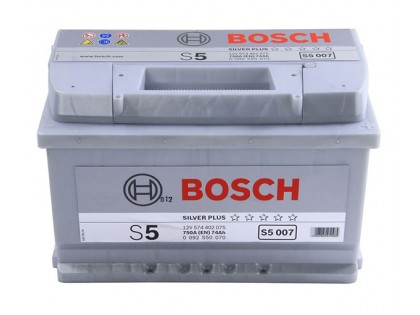 Аккумулятор Bosch S5 574 402з 750A