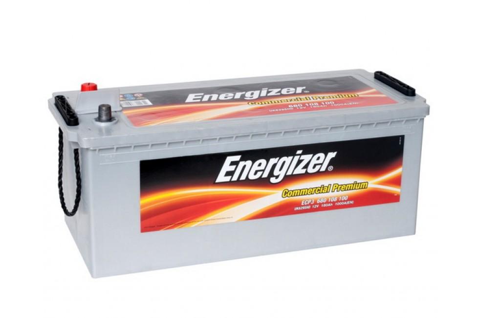 Аккумулятор Energizer prem 225 a/h 1150A (EN)