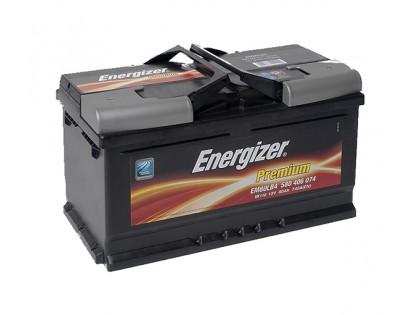 Аккумулятор Energizer prem 80 a/h 740A (EN)
