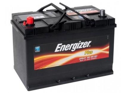 Аккумулятор Energizer plus 95 a/h 830A (EN)