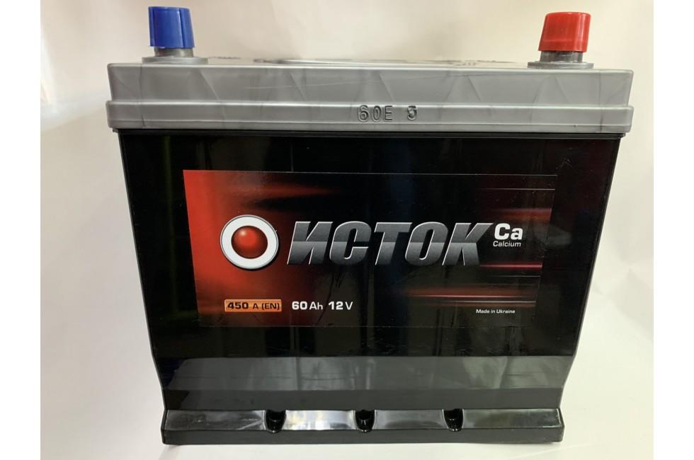 Аккумулятор ИСТОК Asia 60 a/h 450А