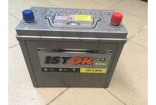 Аккумулятор ИСТОК 45 a/h 320 (EN) Asia
