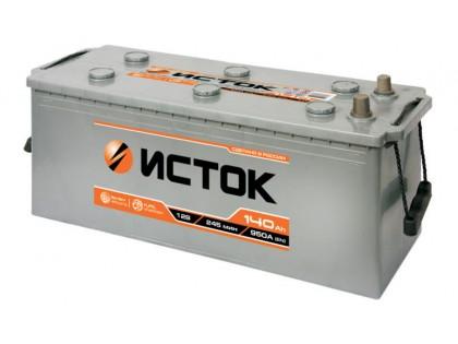 Аккумулятор Исток 140 А/ч