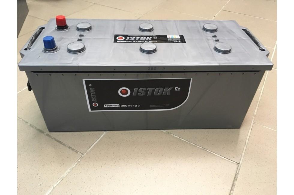 Аккумулятор ИСТОК 200 A/H 1300 E/N