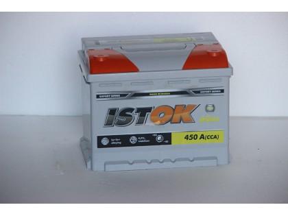 Аккумулятор ИСТОК 60 a/h евро 510A L-R