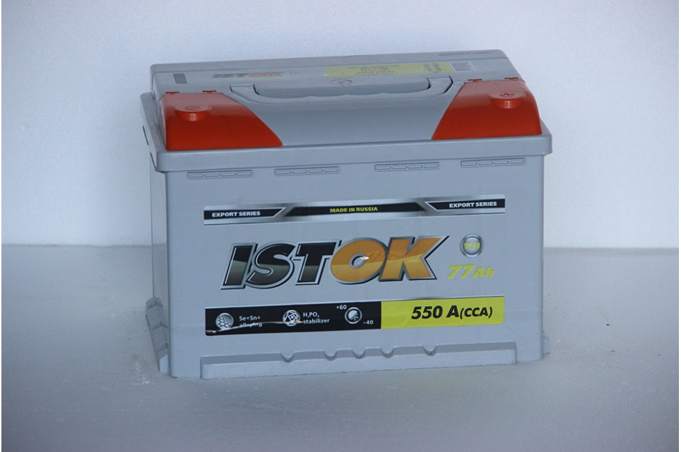 Аккумулятор ИСТОК 75 a/h 680A
