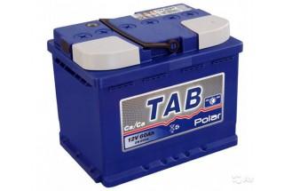 Аккумулятор Tab Polar 60 A/h 600A (EN)