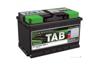 Аккумулятор TAB magic Start-stop AGM 70 a/h 760A (EN)