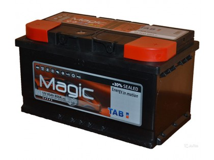 Аккумулятор Tab Magic 85 A/h 800A (EN)