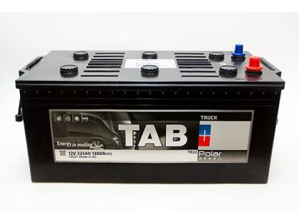 Аккумулятор TAB Polar Truck 225 A/h 1300A L+