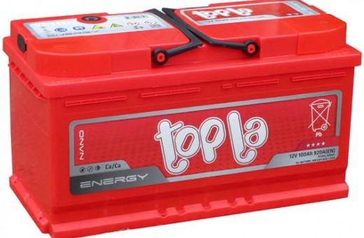 Аккумулятор Topla Energy 100 Ah R 900 (EN)