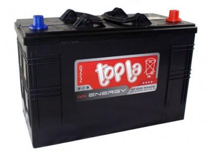 Аккумулятор Topla Energy 120 Ah 900А EN (IVECO)