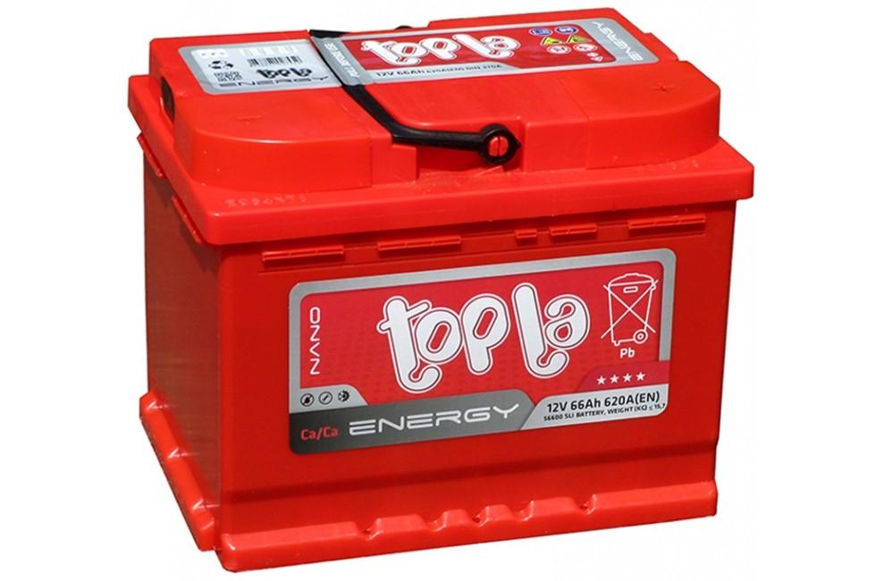Аккумулятор Topla Energy 66 A/h 620A