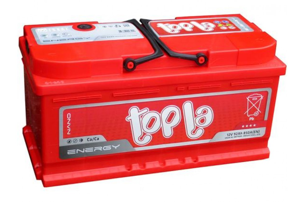 Аккумулятор Topla Energy 92 Ah 850 A