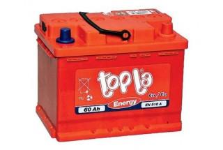 Аккумулятор Topla Energy 60 A/h 550A низкий