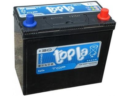 Аккумулятор Topla 55 Ah 490A (EN) R+