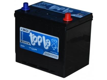 Аккумулятор Topla TOP Asia 60 A/h 600A R+