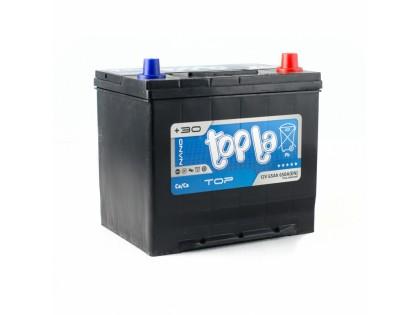 Аккумулятор Topla 65 Ah 650A (EN) R+