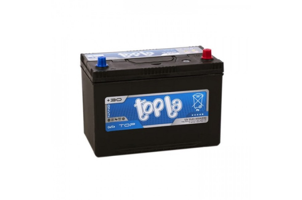 Аккумулятор Topla 95 Ah 850A (EN) R+