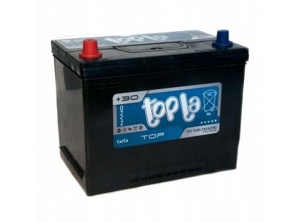 Аккумулятор Topla 75 Ah 740A (EN) L+