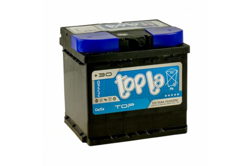 Аккумулятор Topla TOP 55 A/h 560 A