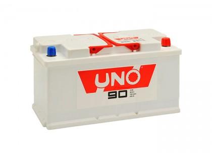 Аккумулятор UNO 6CТ-90 (90 А/ч) 670 A