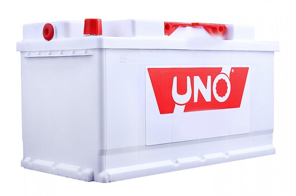 Аккумулятор UNO 6CТ-100 (100 А/ч) 800 A