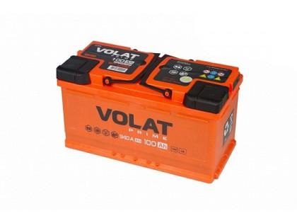 Аккумулятор VOLAT Prime 100 A/h 940А L+