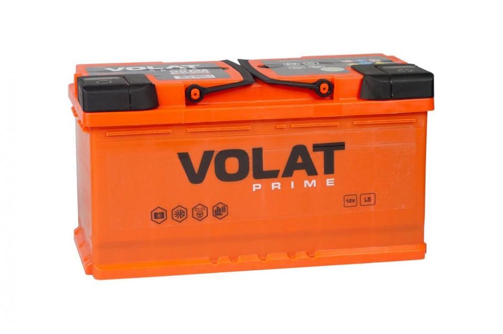 Аккумулятор VOLAT Prime 110 A/h 950А R+