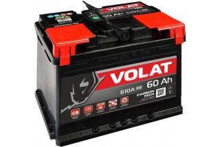 Аккумулятор VOLAT Ultra 60 А/ч 610А