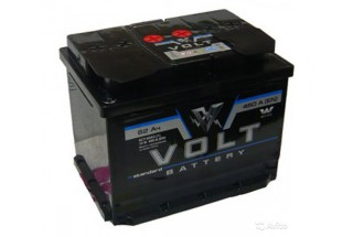 Аккумулятор Volt 62 a/h
