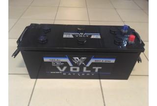 Аккумулятор Volt 140 a/h 860A (EN)
