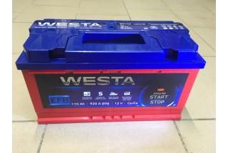 Аккумулятор Westa RED EFB 110 A/h 920A