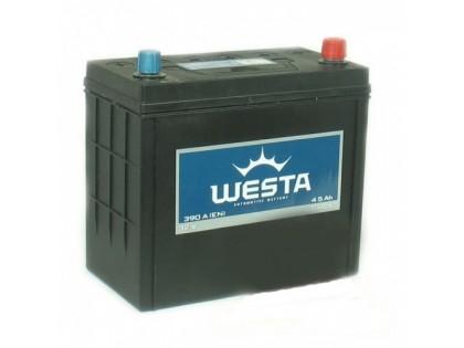 Аккумулятор Westa Asia 45 a/h 390A (EN)