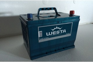 Аккумулятор Westa Asia 70 a/h 620A e/n