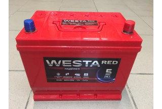 Аккумулятор Westa Asia RED 70 a/h 620A e/n