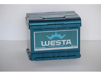 Аккумулятор Westa 55 a/h 510A