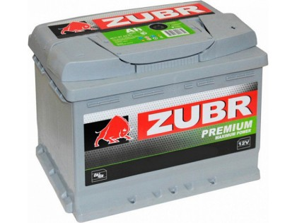 Аккумулятор Zubr Premium 68 A/h 680А R+