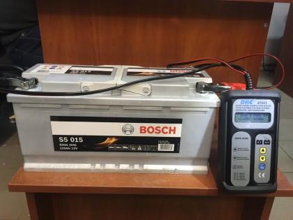 Аккумулятор Bosch S5 110 a/h 920 A