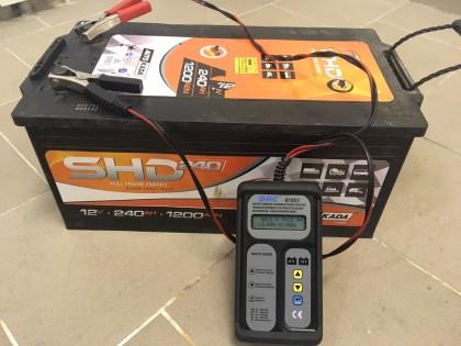 Аккумулятор SHD 225 а/ч